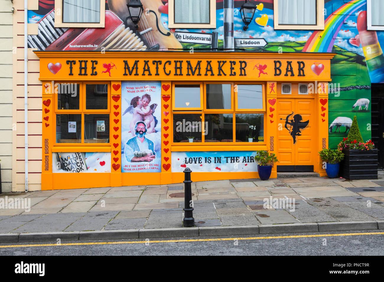 lieu de matchmaking en Irlande New York branchement spot