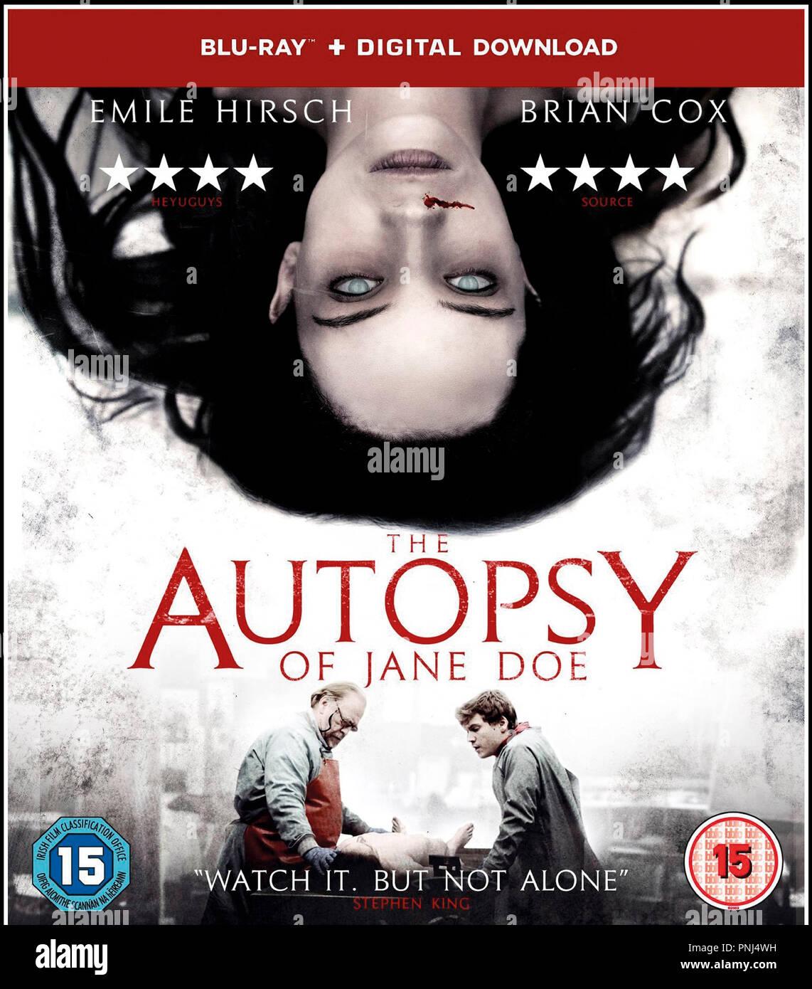 Autopsie Jane Doe