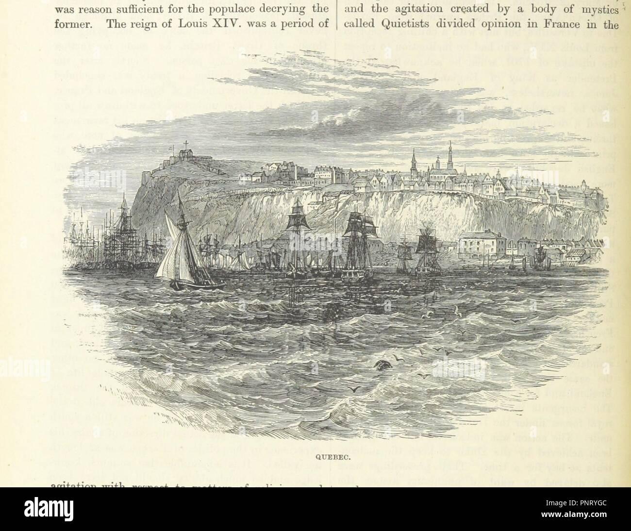 Libre à partir de la page 396 de '[Cassell's Illustrated Histoire Universelle.]' . Banque D'Images