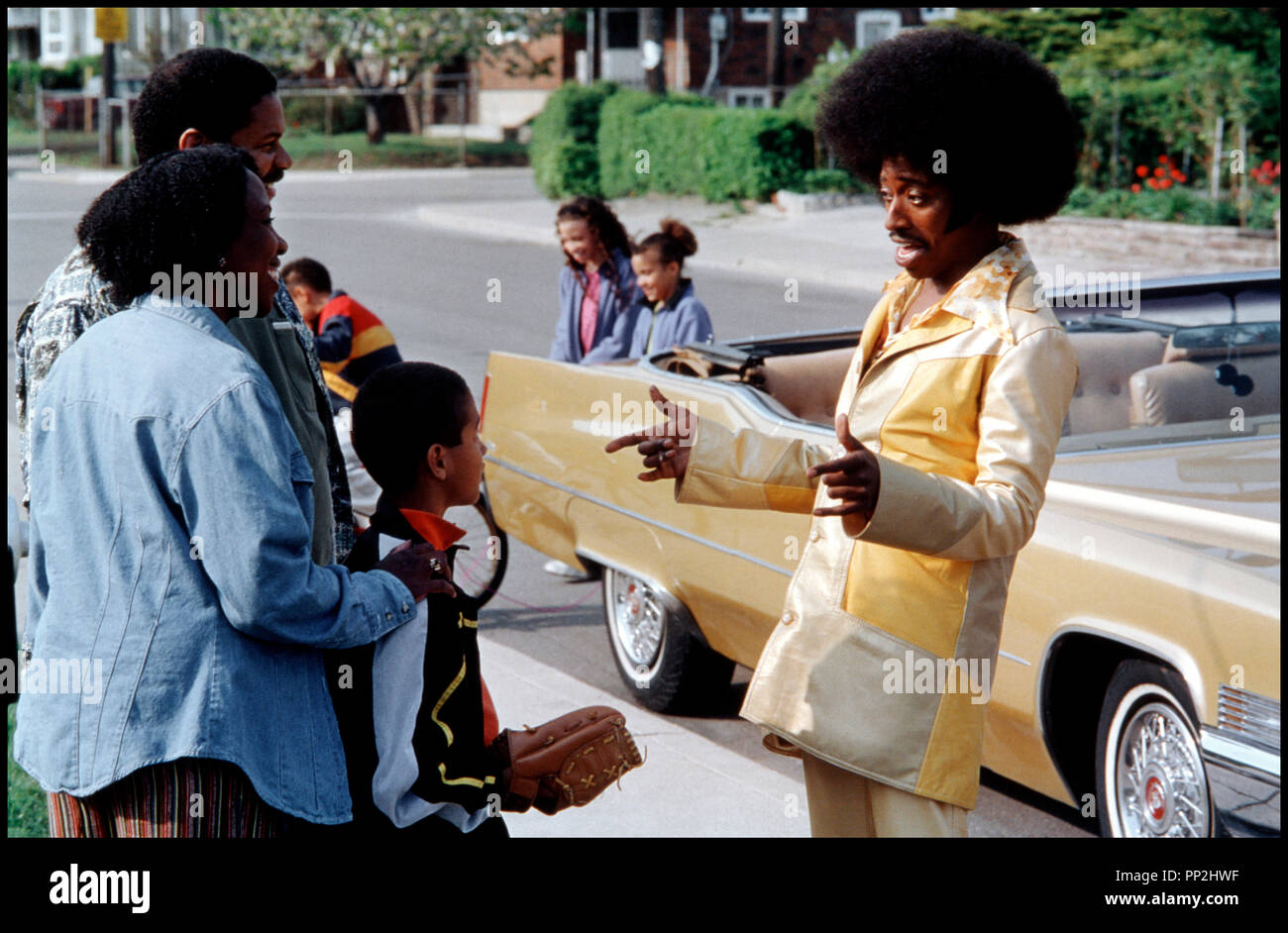 Afro funk. S19JG4 (RF). Prod DB © Universal   DR UNDERCOVER BROTHER  (UNDERCOVER BROTHER) de Malcolm D 5cb1d1695a7f