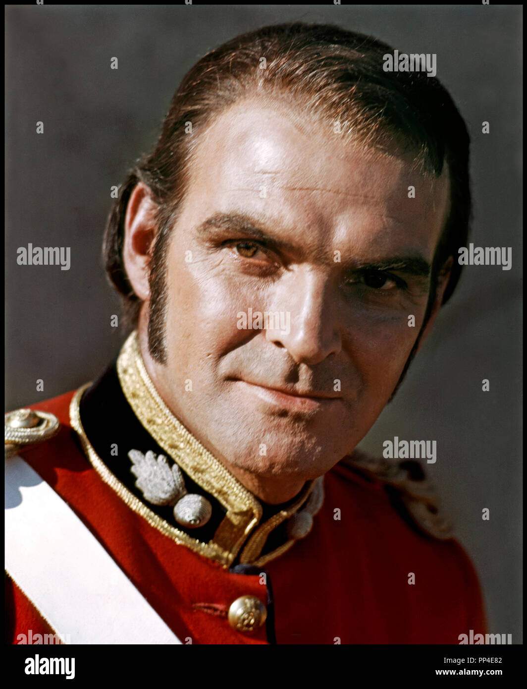 Prod DB © Diamond Films / DR ZOULOU (ZULU) de Cy Endfield avec Stanley Baker 1964 Go direction militaire anglais, britanique, Photo Stock