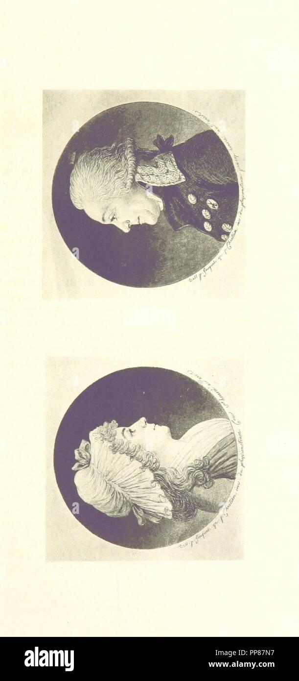 Libre à partir de la page 239 de l'Avis historique et statistique sur Lizy-sur-Ourcq. [Avec un portrait.]' . Banque D'Images
