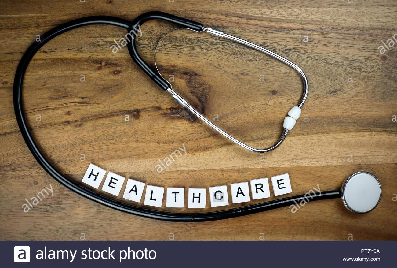 Santé - l'amélioration de la santé par la prévention Photo Stock