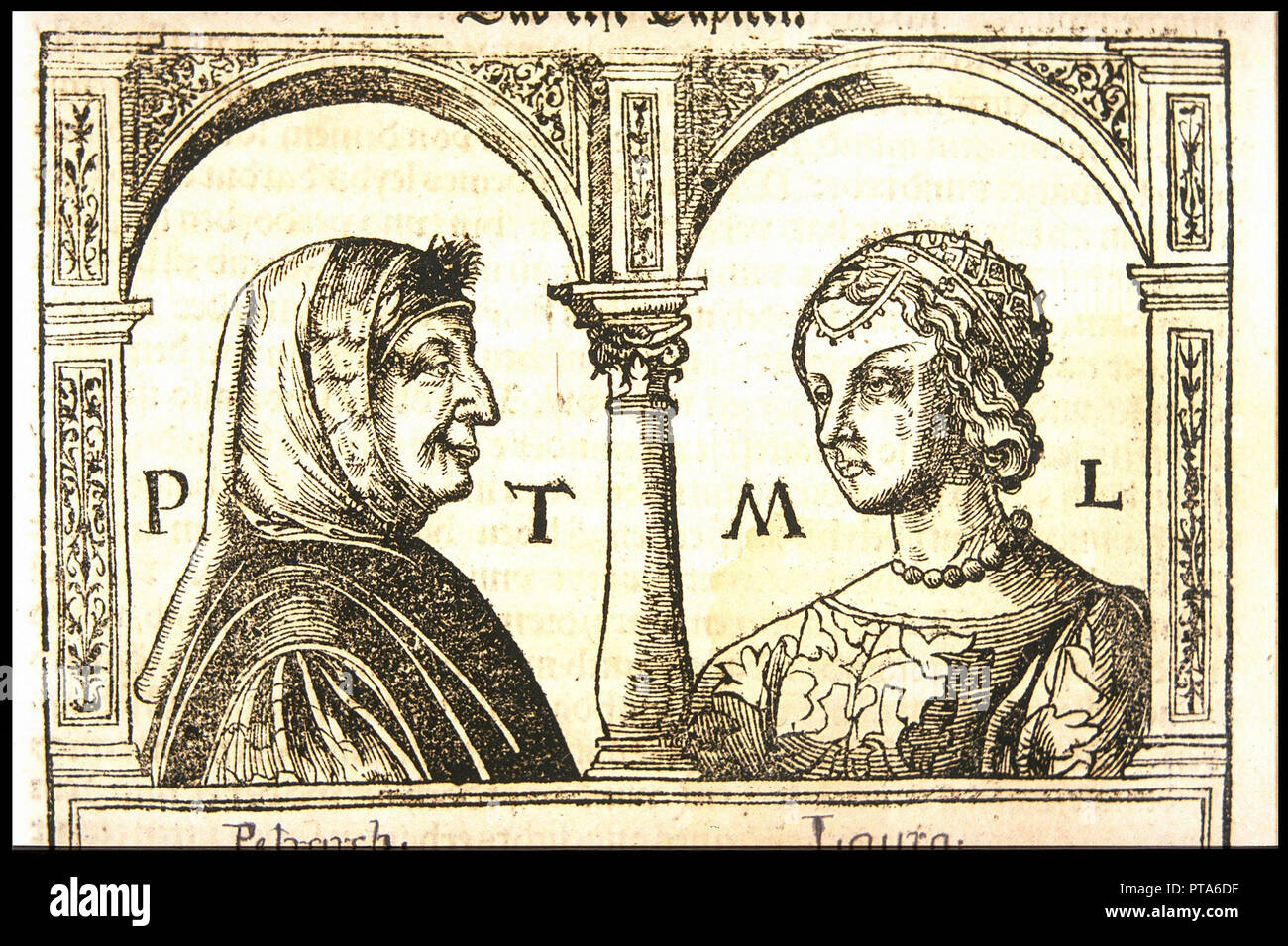 Petrarch And Laura Photos Petrarch And Laura Images Alamy