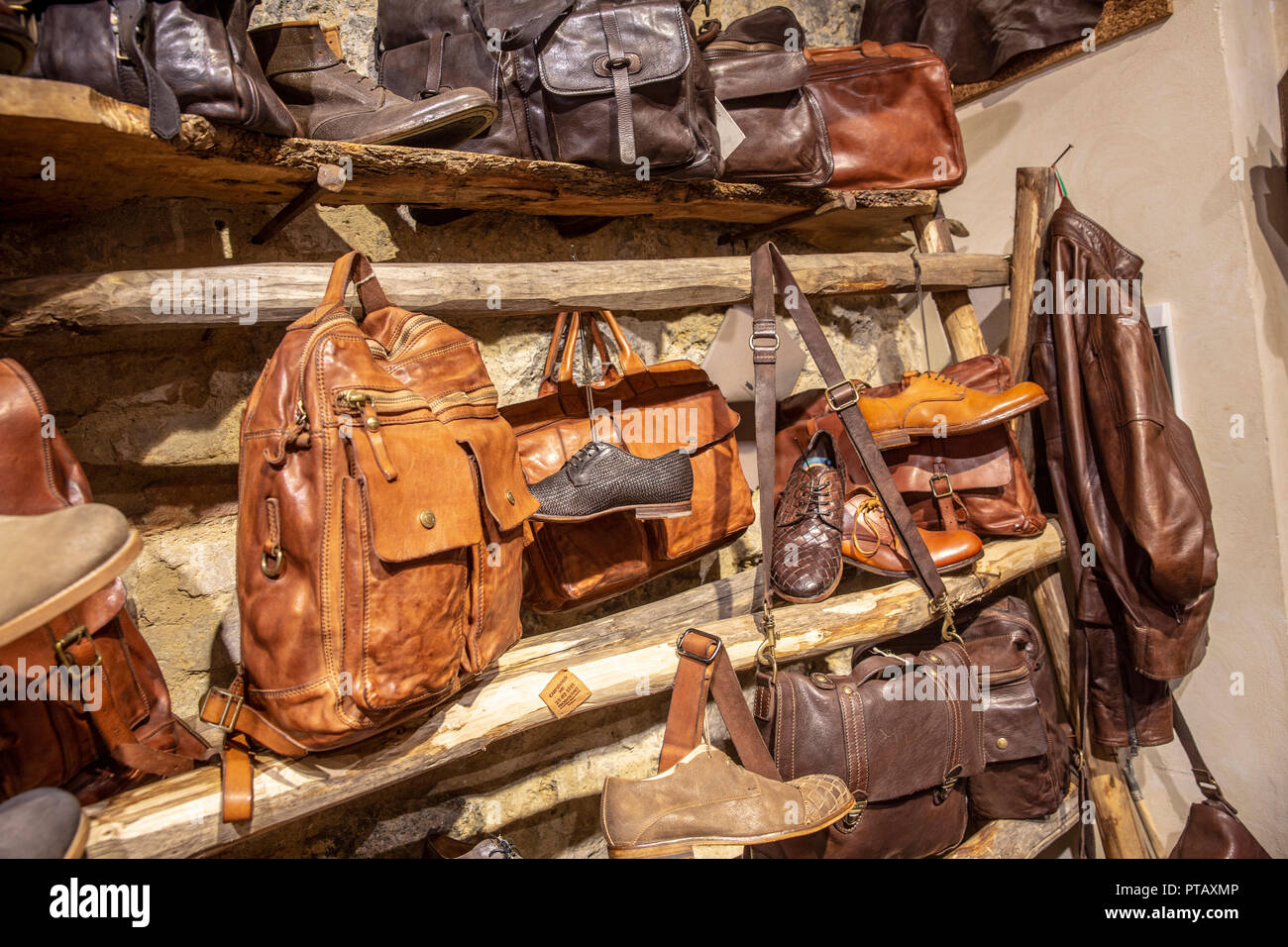 A Leather Goods Store Photos   A Leather Goods Store Images - Alamy ac57abf1d9c