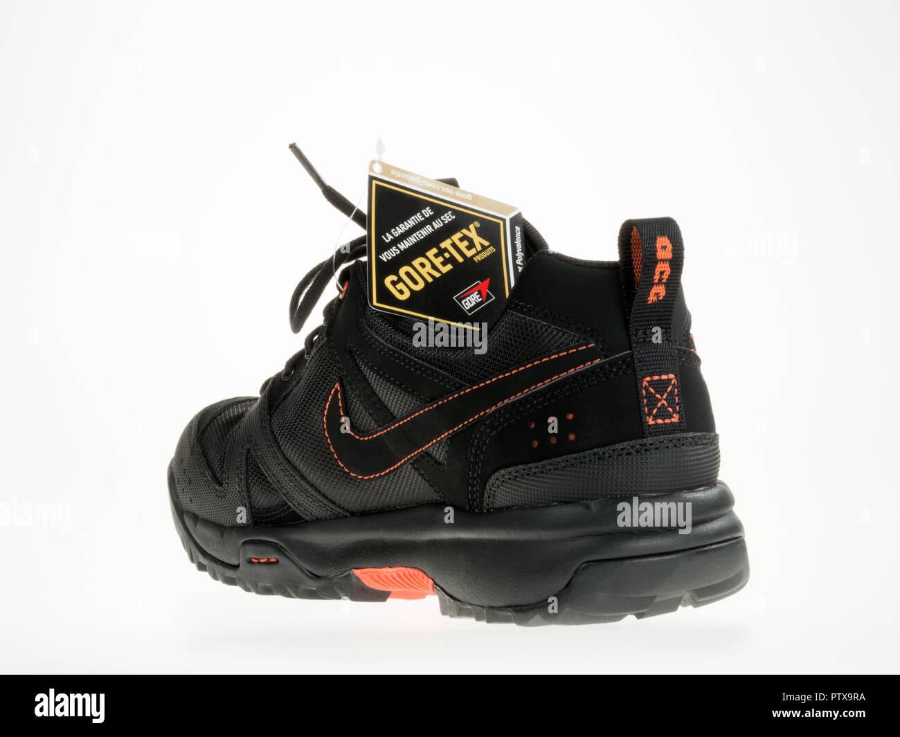 IstanbulTurquie Février Nike 5 Chaussures 2014Nouvelles De 34j5ARL