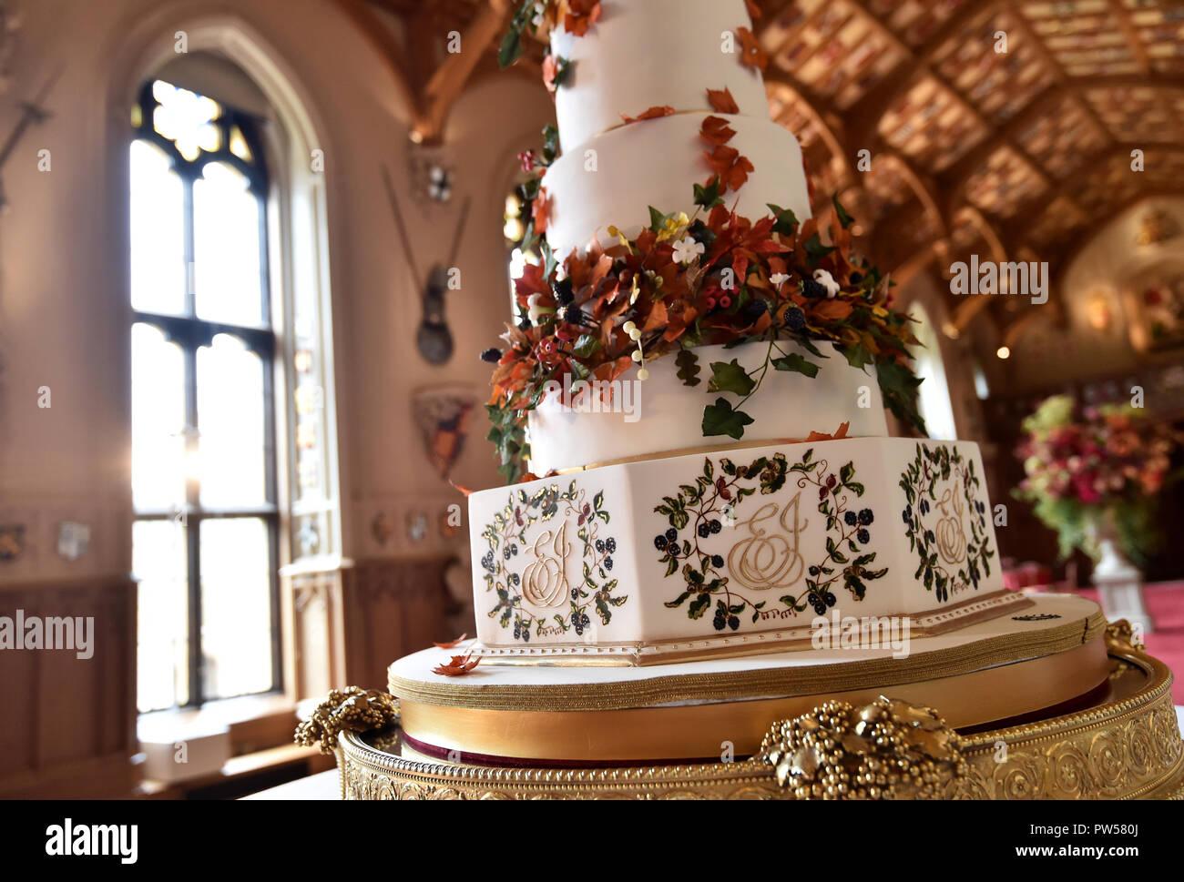 Le Gâteau De Mariage Créé Par Sophie Cabot Pour Le Mariage
