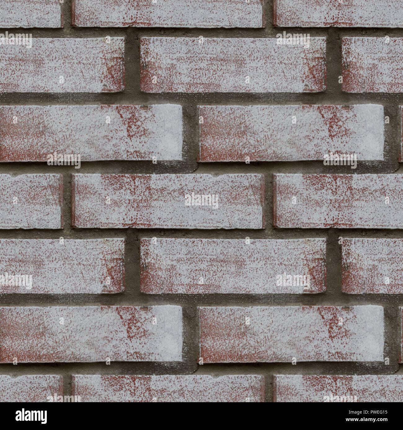 Peindre Un Mur De Brique modèle sans couture avec fragment de mur de brique pour