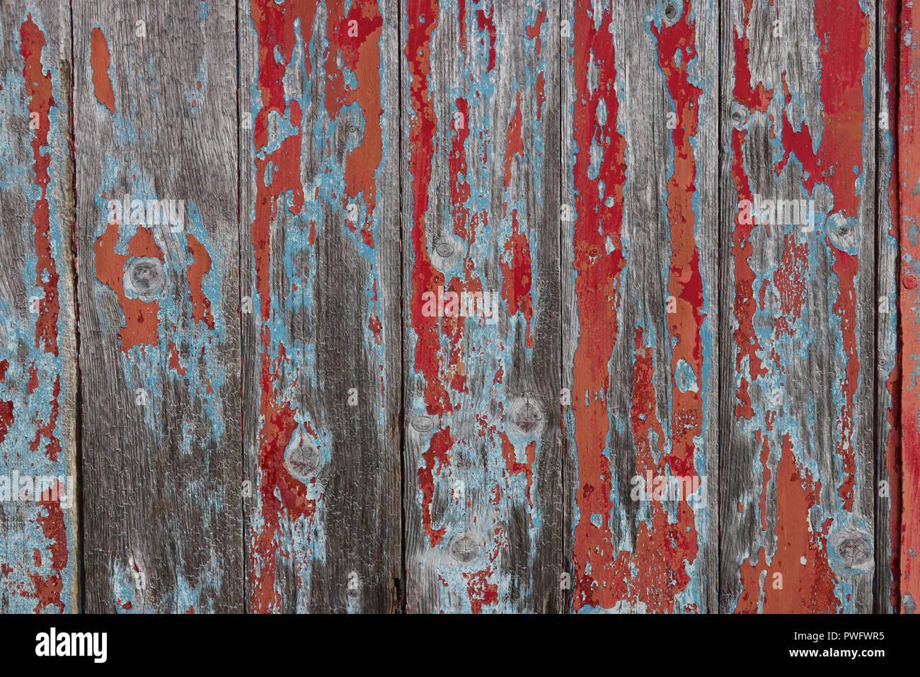 Peinture Bois Gris Patiné vieille porte en bois patiné gris vertical construit de