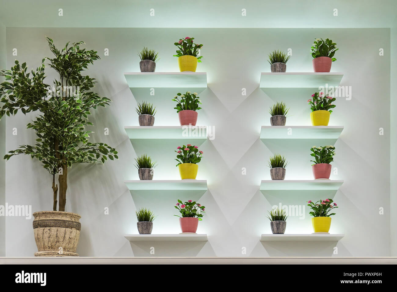 Etagere Pour Plantes Interieures shelves on wall in bedroom photos & shelves on wall in