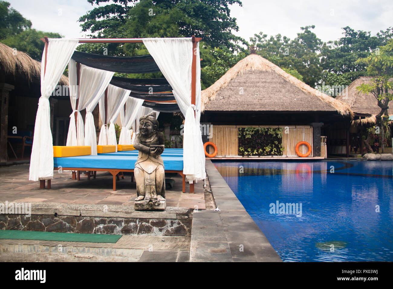 Hotel De Luxe Avec Piscine Privee A Pemuteran A Bali Indonesie