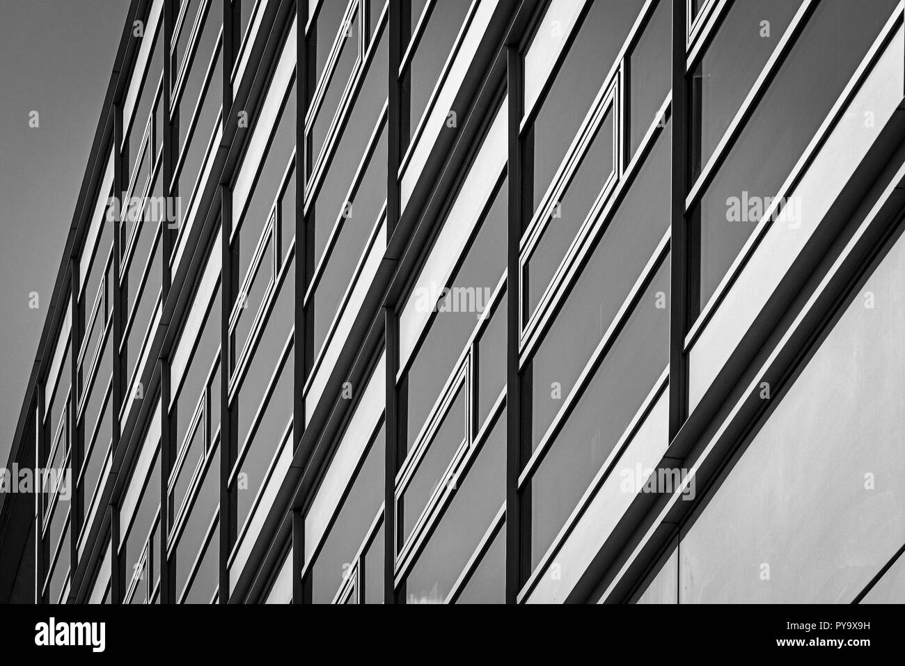 Centre d'apprentissage et de la technologie de Hackney Photo Stock