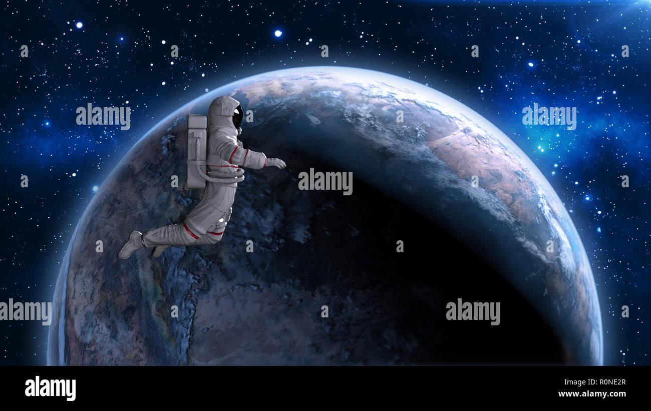 Astronaute Cosmonaute Banque d'image et photos - Alamy