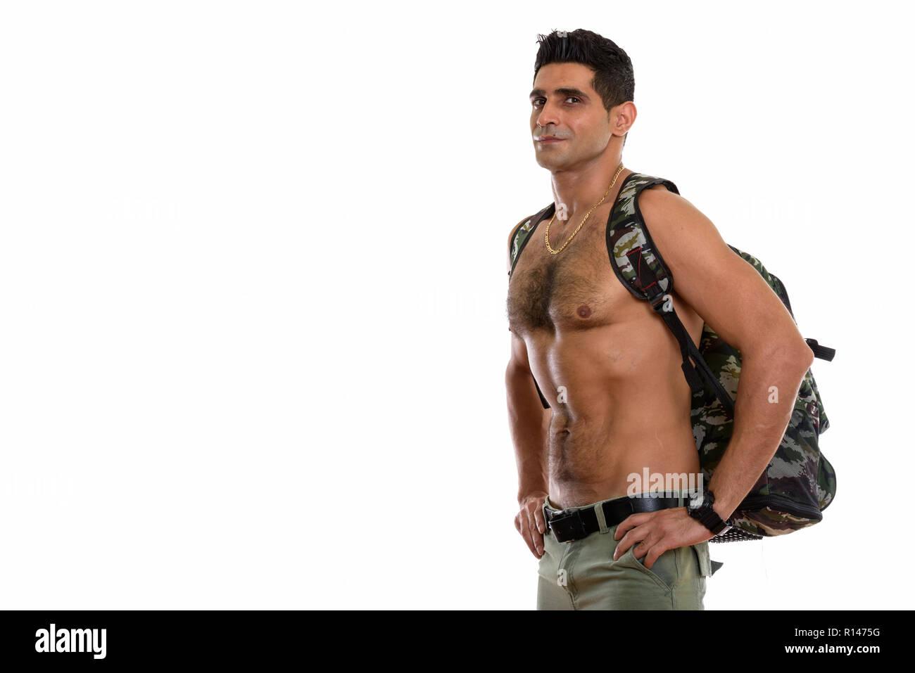 site web pour réduction modélisation durable prix raisonnable Hairy Shirtless Man Photos & Hairy Shirtless Man Images - Alamy