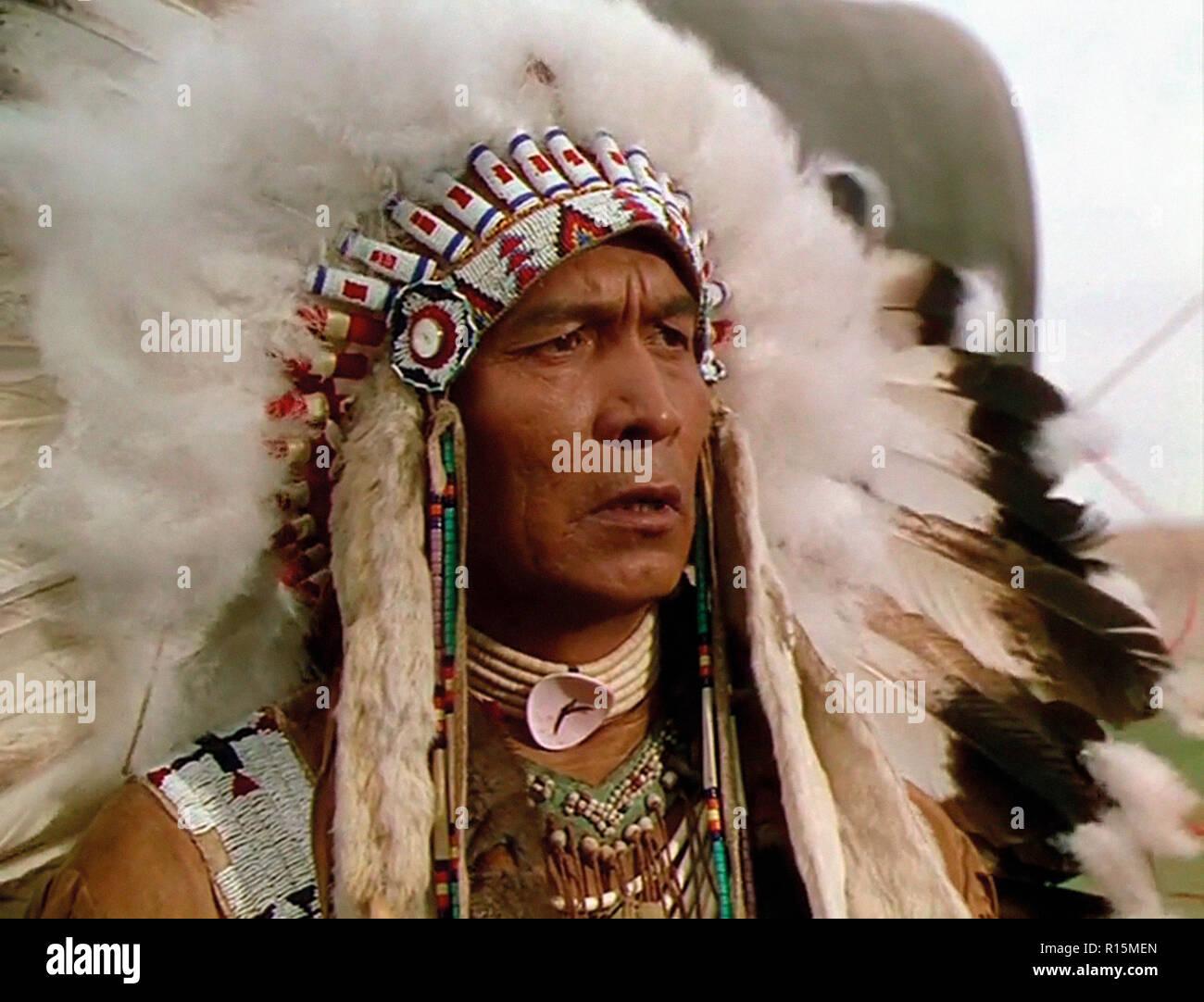 Prod DB © Universal International Pictures (UI) / DR TOMAHAWK de George Sherman 1951 USA John War Eagle. western; chef indien chef indien; Photo Stock