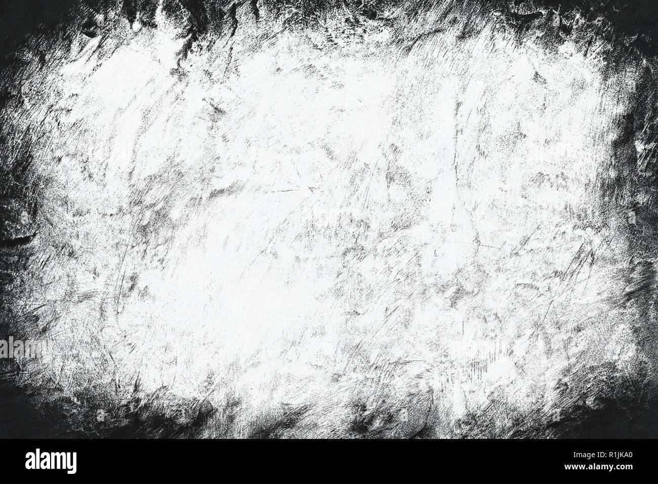 Vignette Old Grunge Frame Texture Fond Gris Blanc Pour L Impression Des Brochures Ou D Articles Blackdrop De Conception Ou De Fond De Photo Stock Alamy