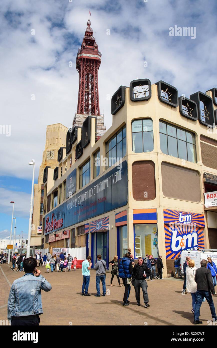 Célibataire datant de Blackpool