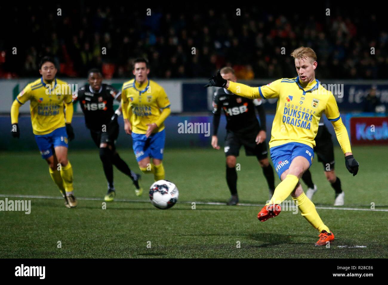Keuken Kampioen Leeuwarden : Stade de cambuur leeuwarden 17 11 2018 la saison 2018 2019