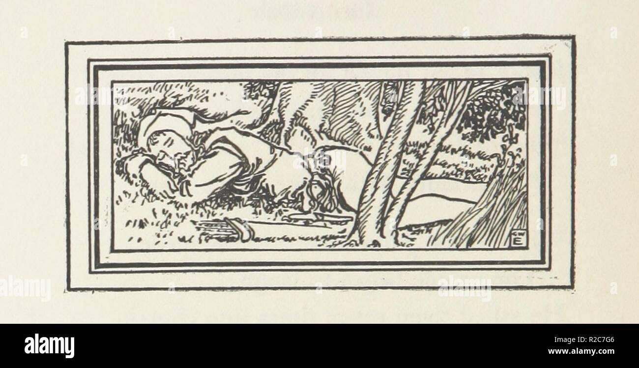 La Page 136 De Un Livre De L Ancien Francais Ballades Avec