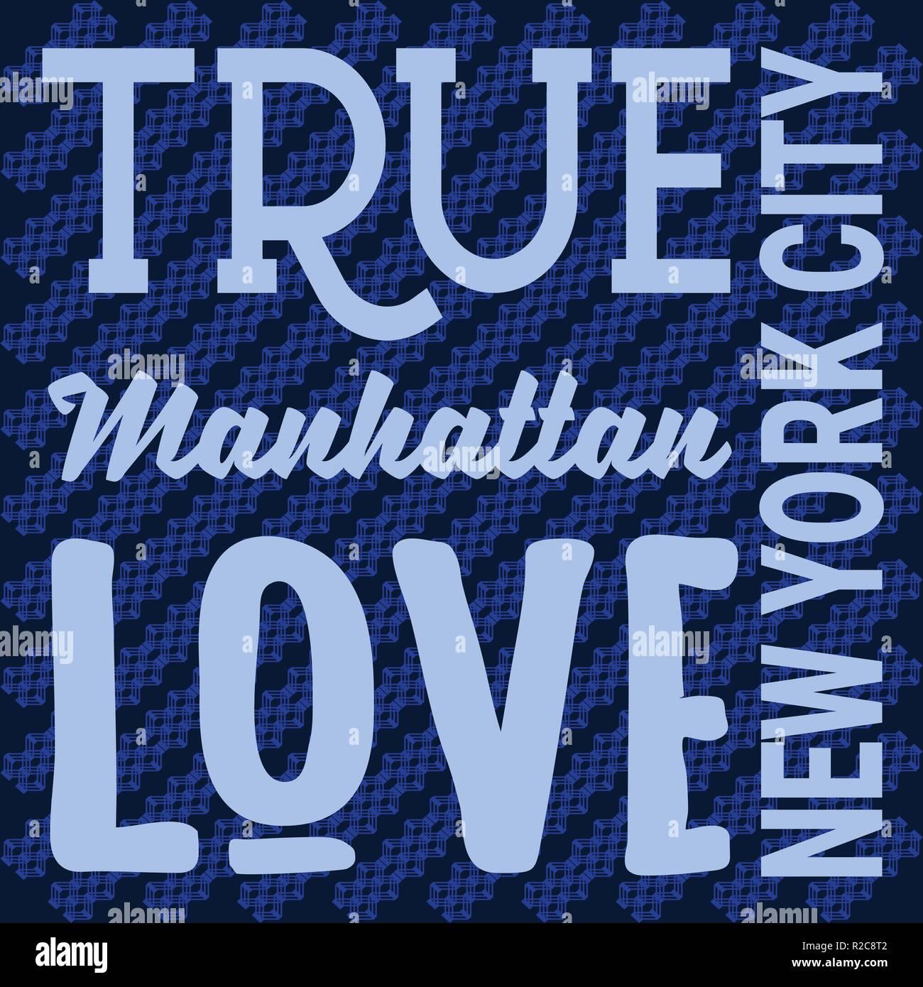 New York t-shirt designs de vêtements. Vector print, typographie, affiches, de l'emblème Photo Stock