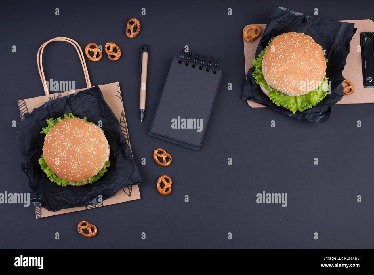 Empire state burger le bureau villefranche sur saone by melle echo