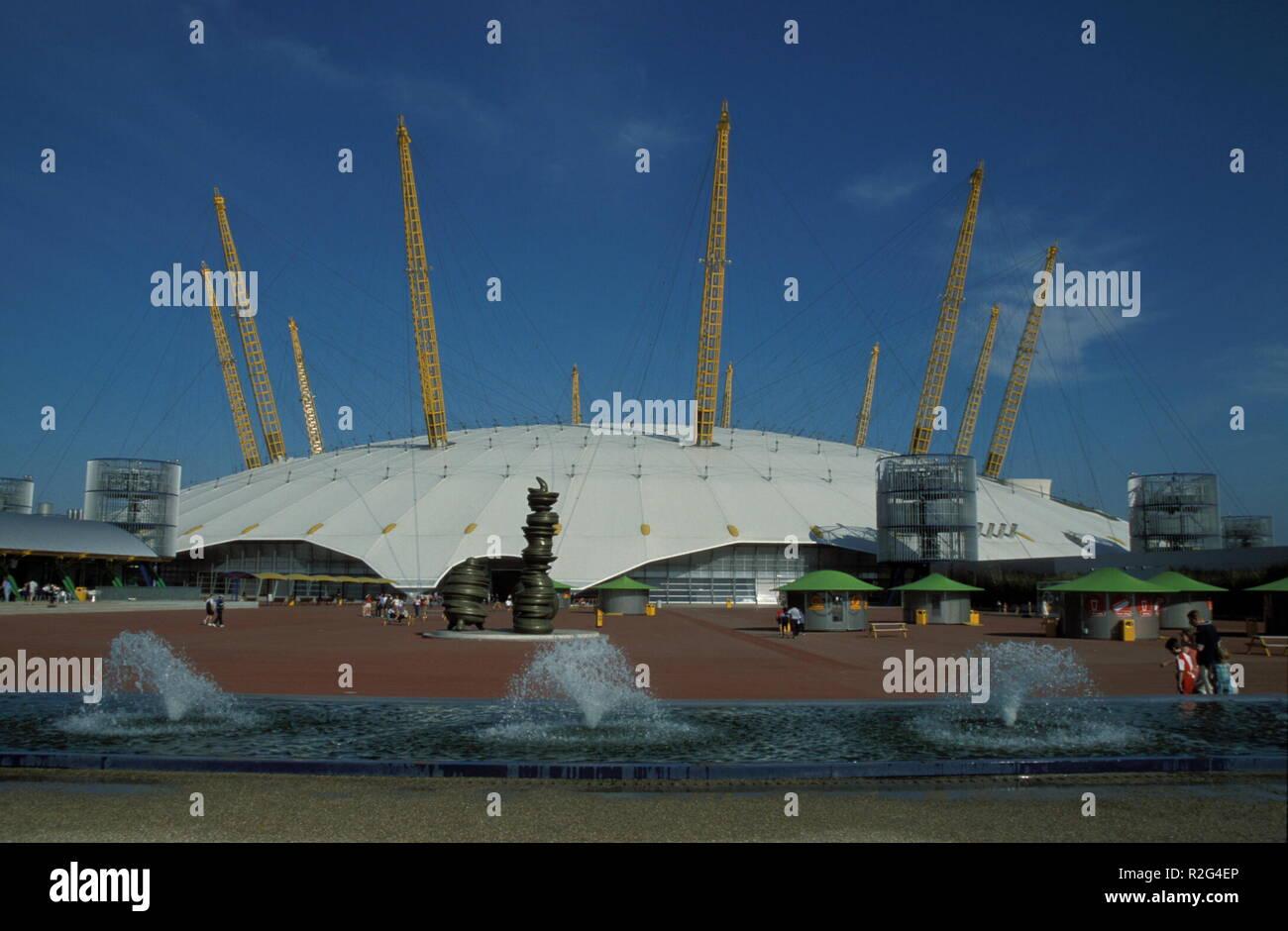 Millennium Dome 2 Photo Stock