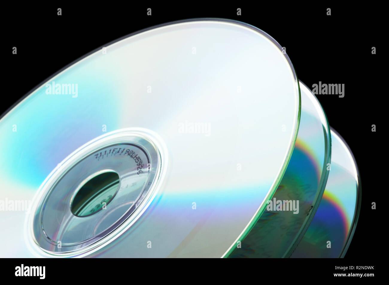 DVD Banque D'Images