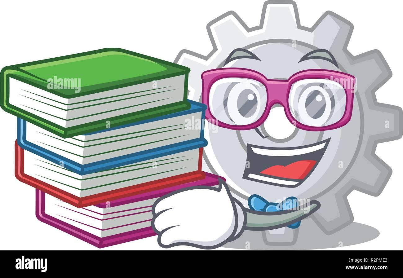 Avec L Icone D Engrenage Livre Etudiant La Meilleure