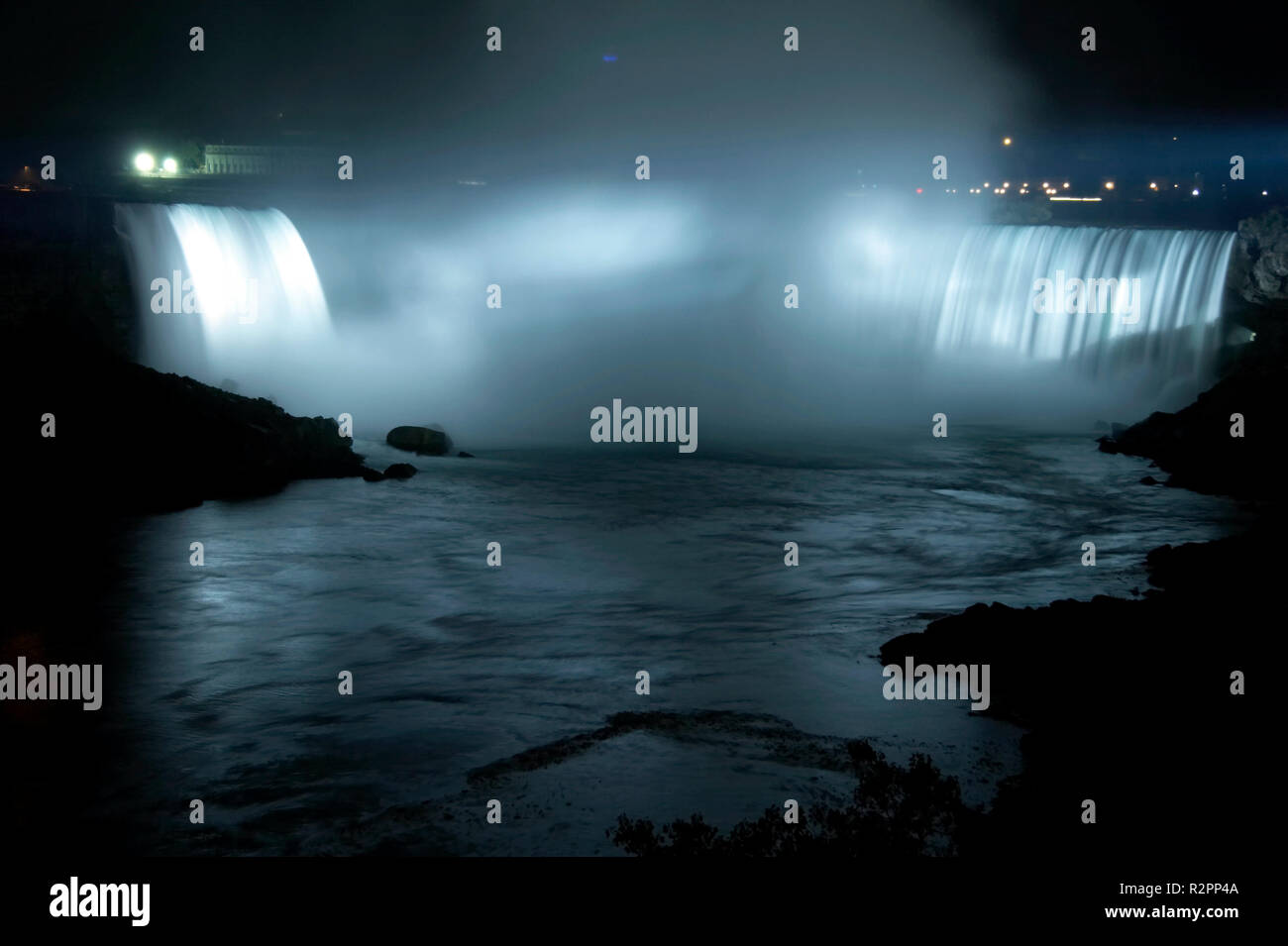 Niagara Falls ontario canada Banque D'Images