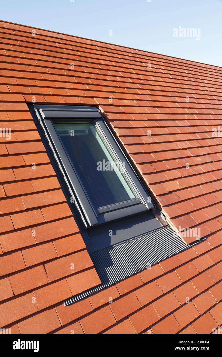 Velux Roof Windows Photos Velux Roof Windows Images Alamy