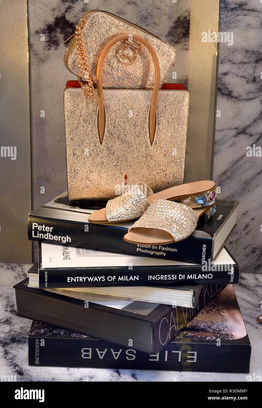 Gio Moretti - afficher la fenêtre de Mode , de la mode, Milan Italie Italien 6ecaf28c691