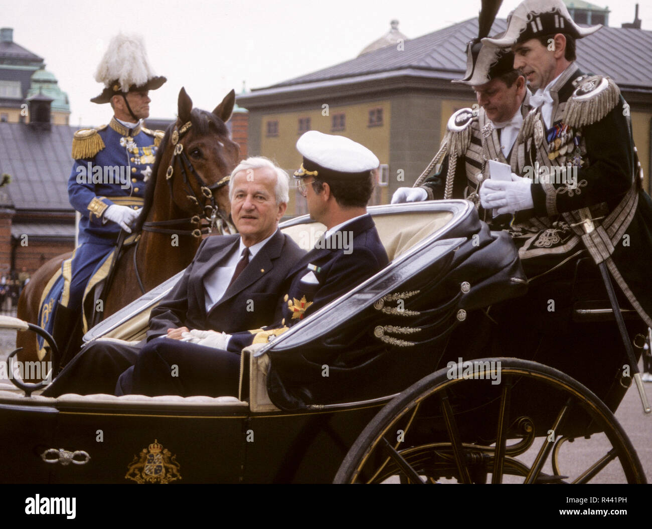 Portrait King Carl Xvi Gustaf Photos Portrait King Carl Xvi Gustaf