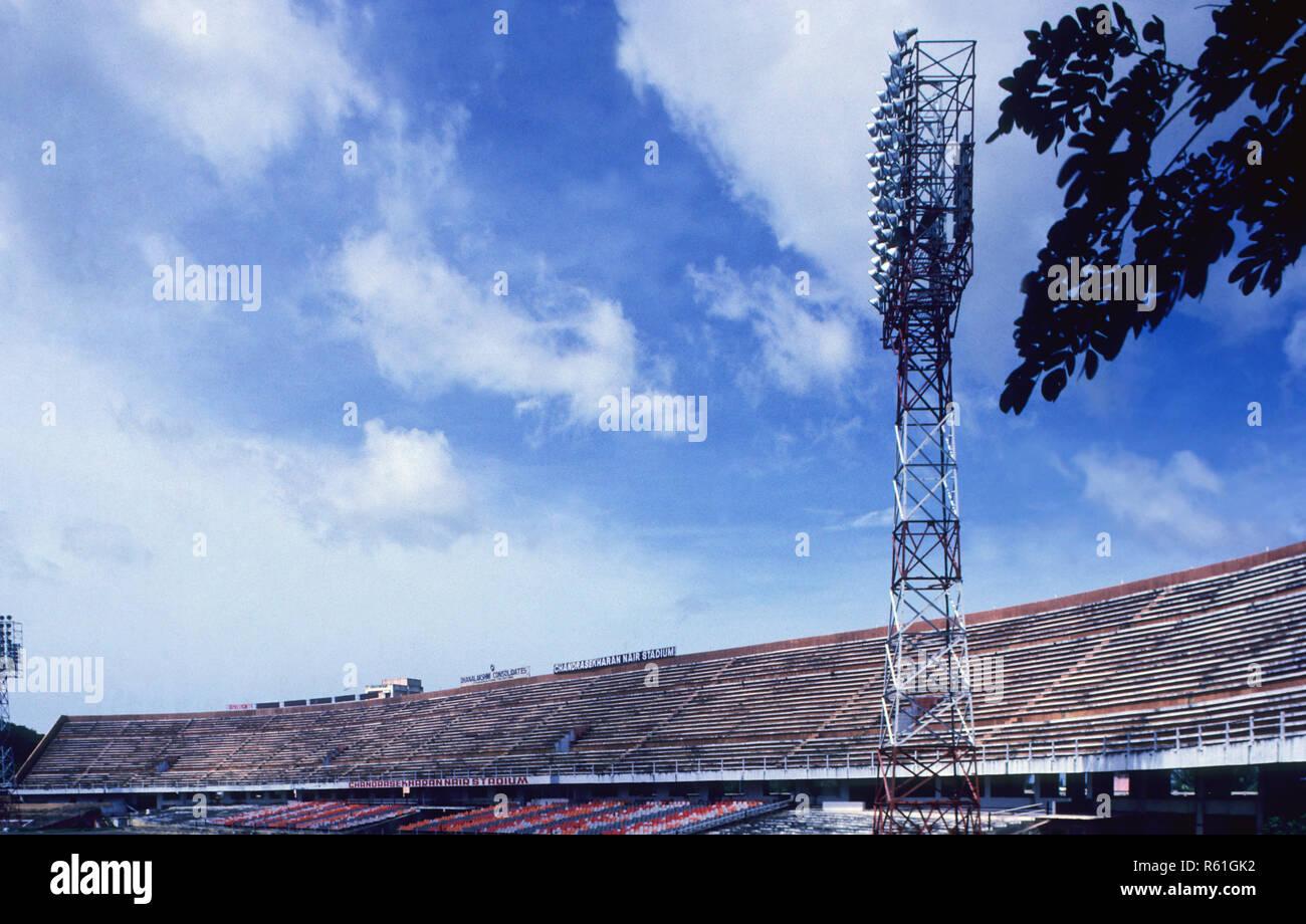 Stade sportif Photo Stock