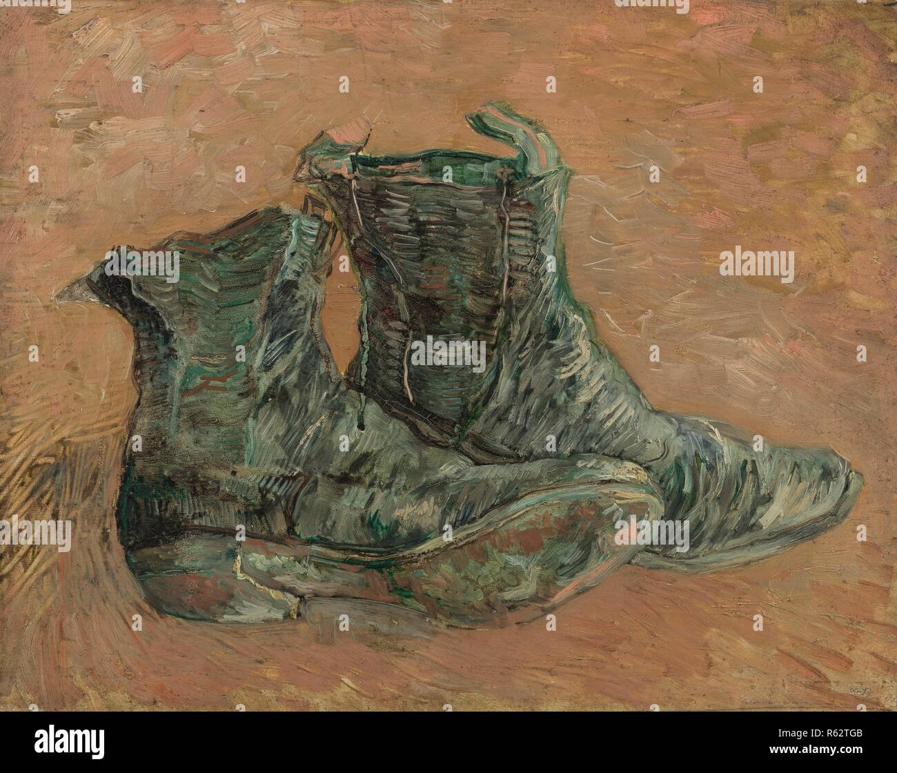 Gogh Alamy Shoes Photosamp; Van Vincent Images 0kOPw8nXN