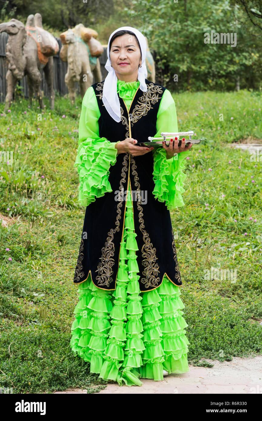 Kazakhstan rencontres traditions