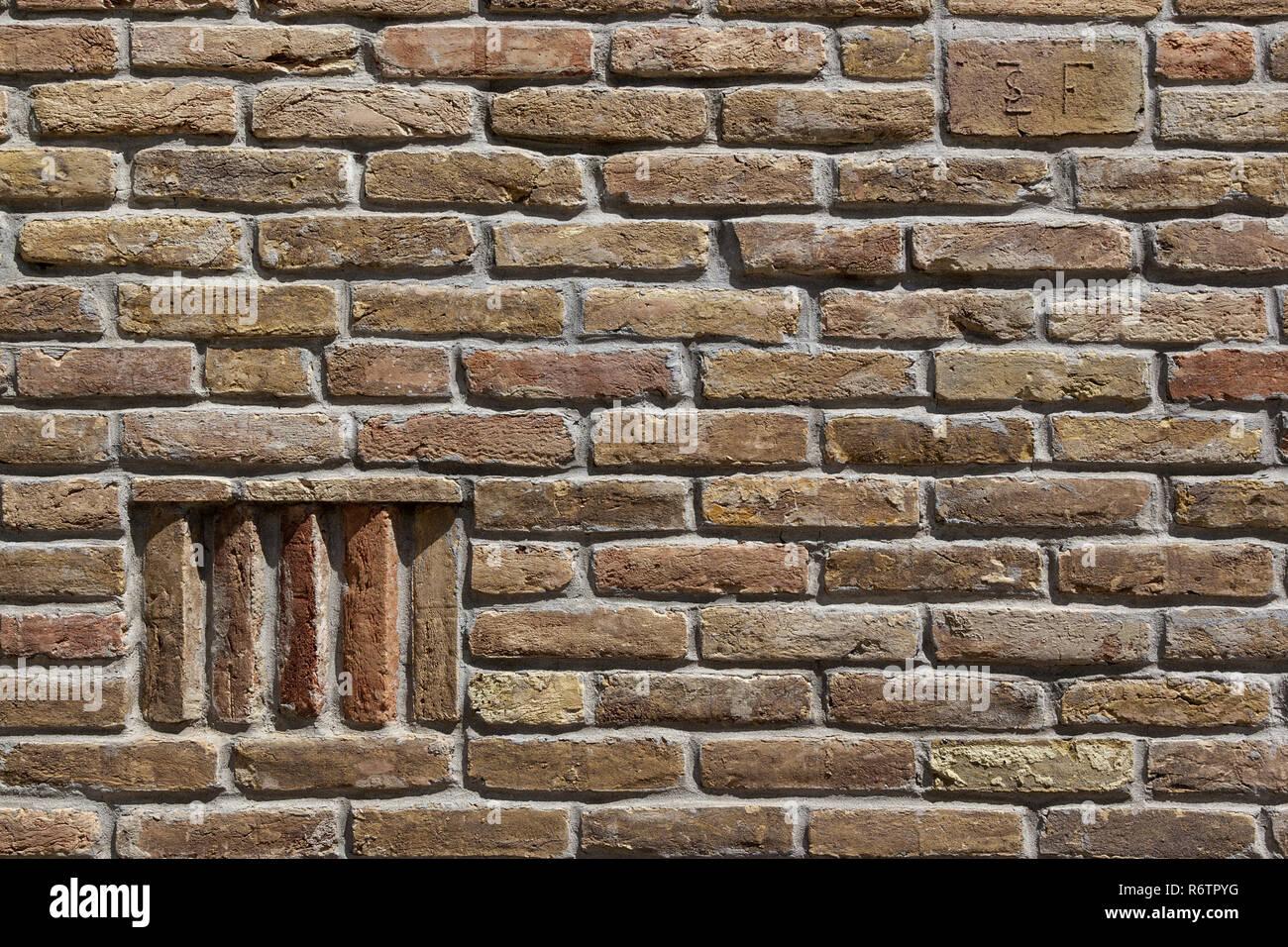 Mur En Brique Rouge vieux mur de brique rouge texture background for design