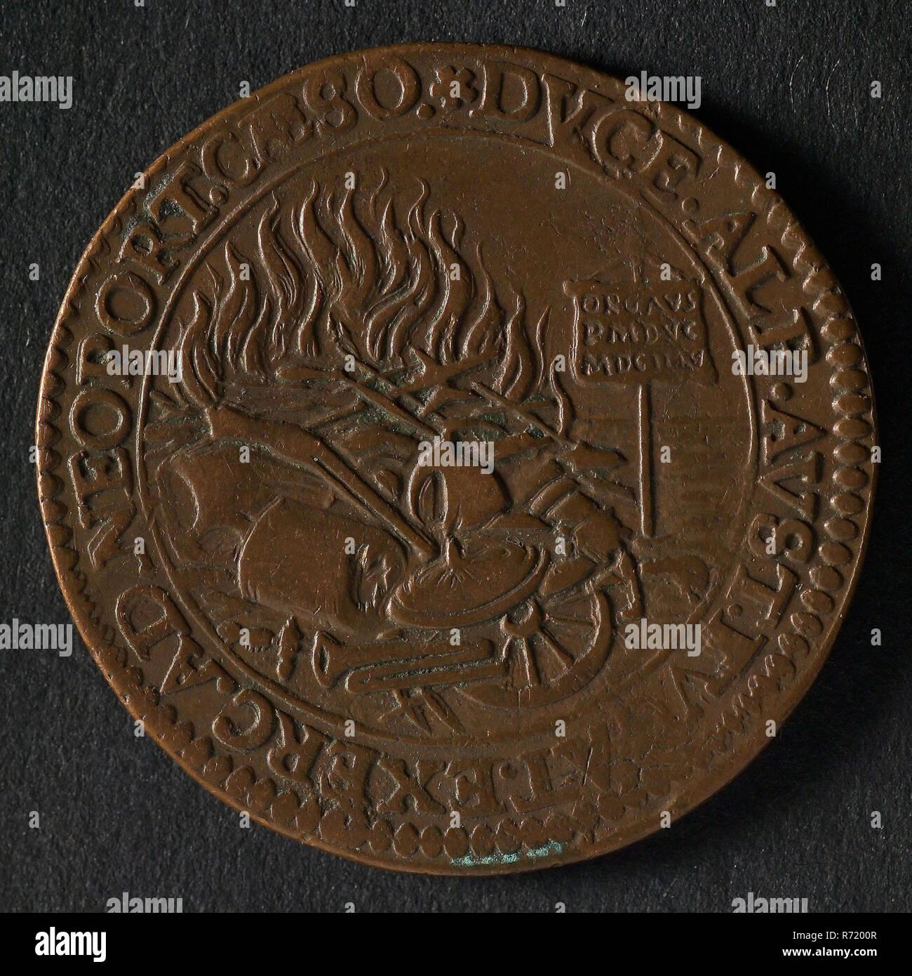 a1ee70dc2697 Médaille sur les propositions de paix et la bataille de Nieuport