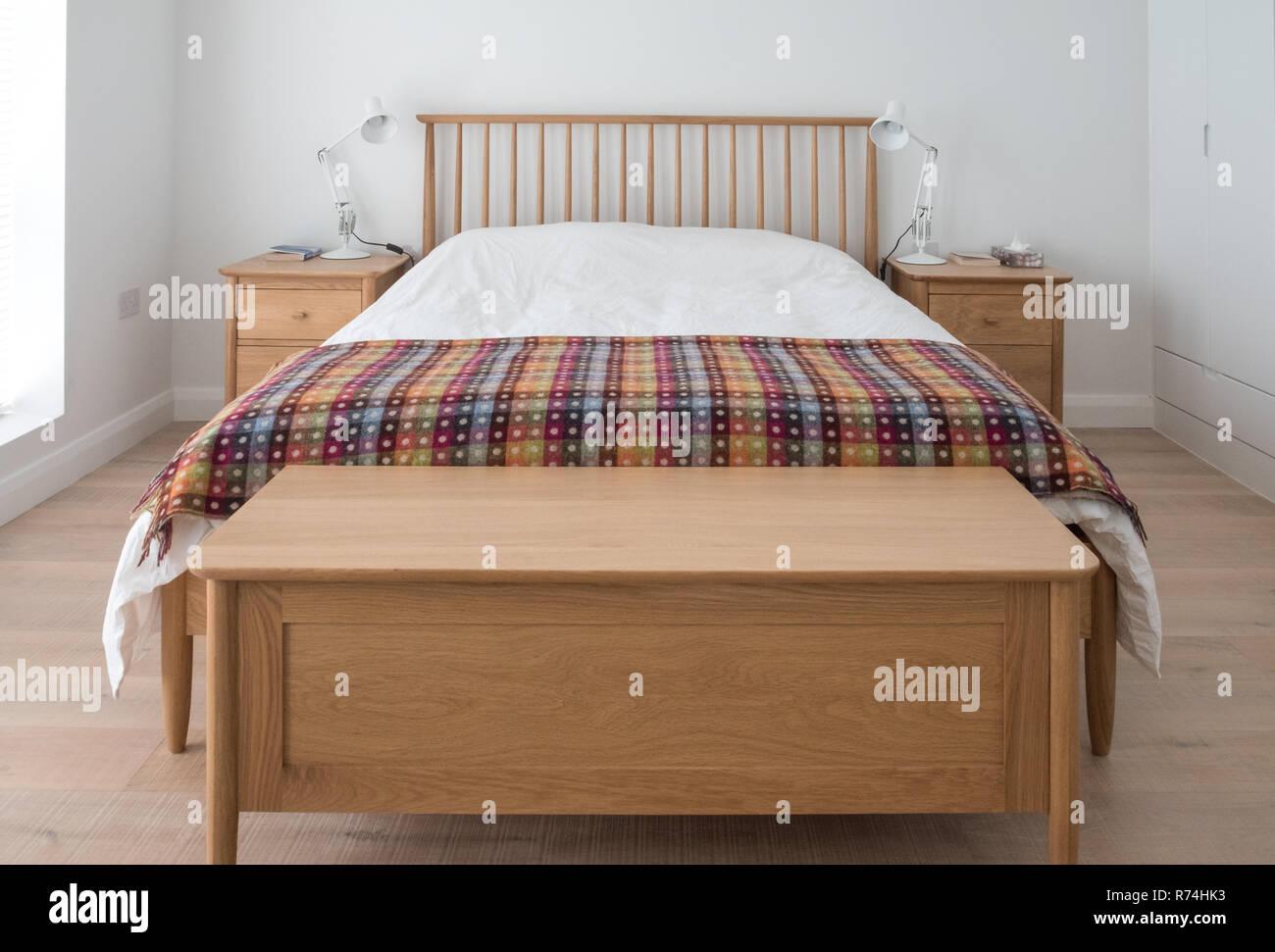 Couleur Des Chambre A Coucher d'inspiration scandinave minimaliste, l'intérieur de chambre