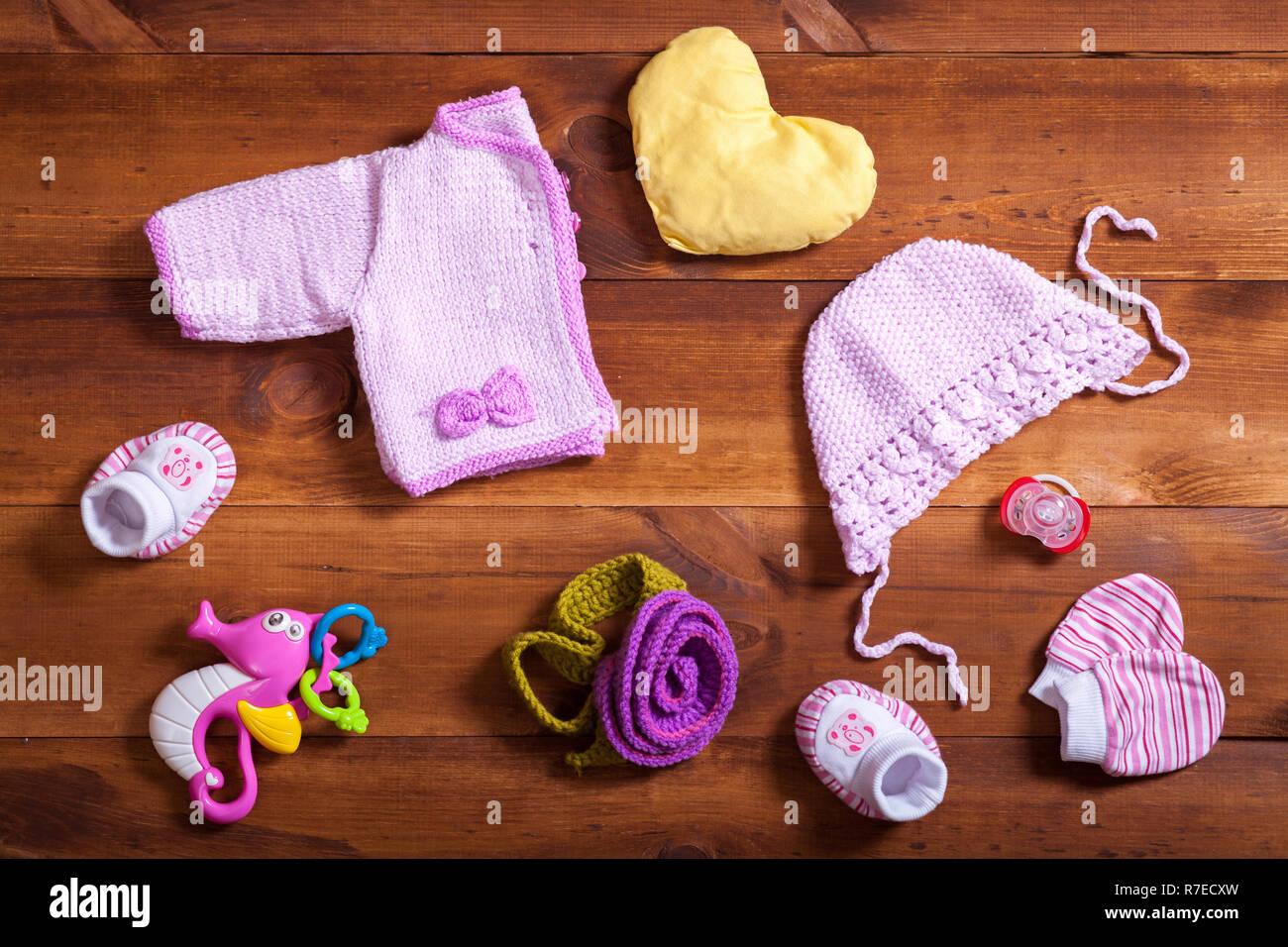 80dcd40b5b536 Vêtements de bébé set concept