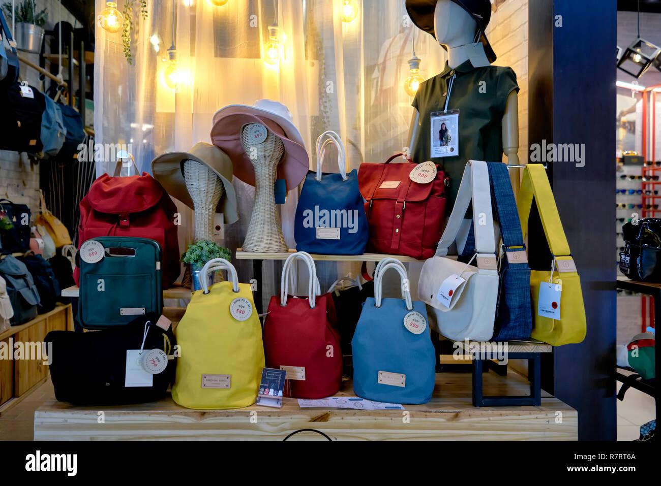 a8e49e8d74 Shop Display Of Handbags Photos & Shop Display Of Handbags Images ...