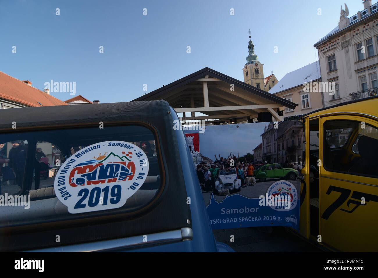 Rencontres Zagreb Croatie