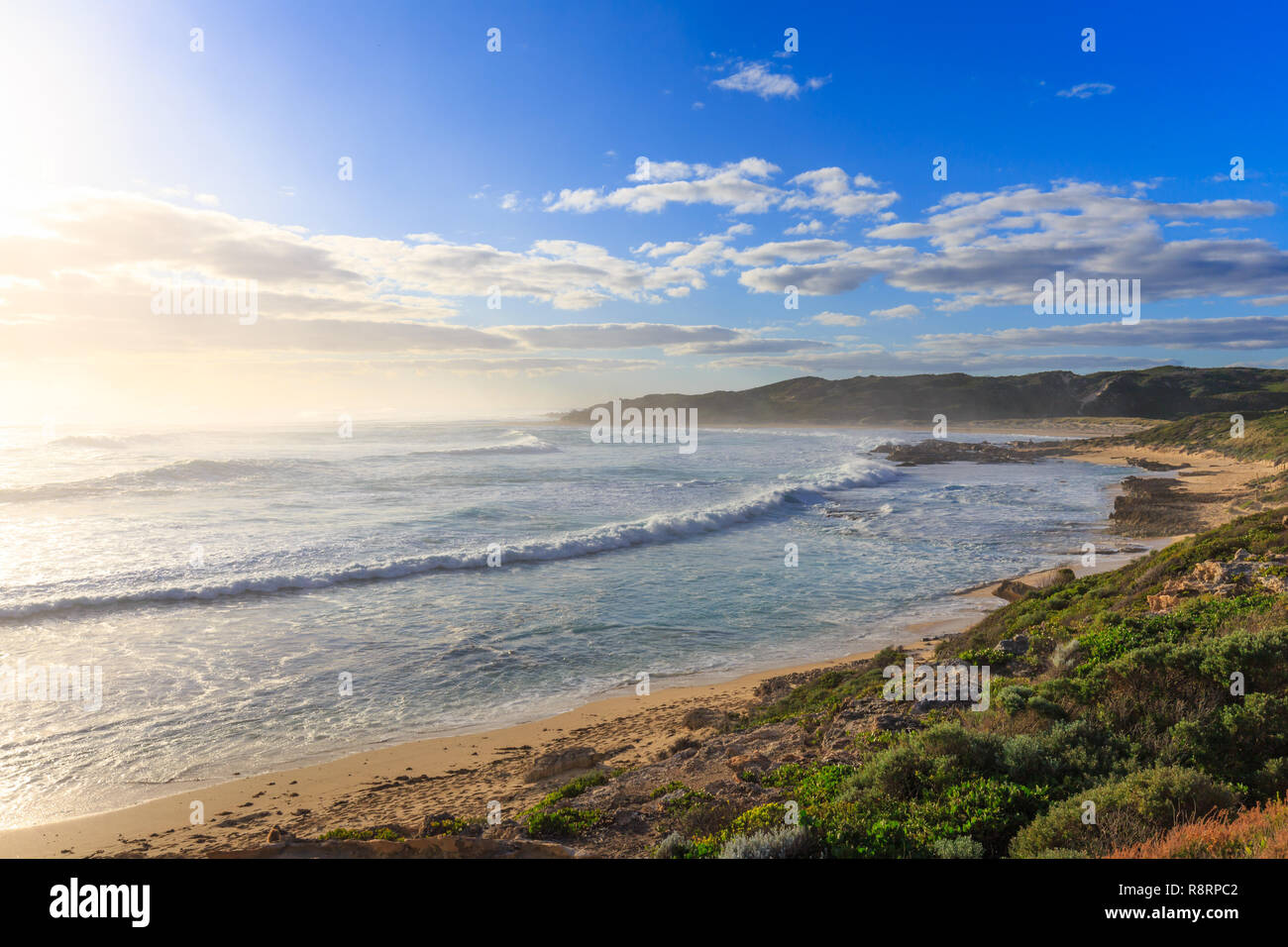 Rivermouth Prevelly Photo Stock
