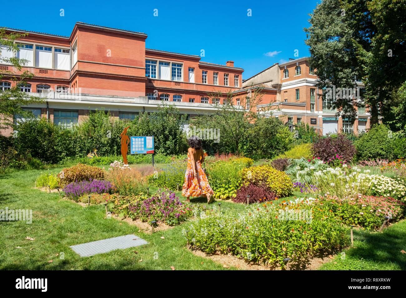 France haute garonne toulouse jardin des plantes le mus e banque d 39 images photo stock - Toulouse jardin des plantes ...
