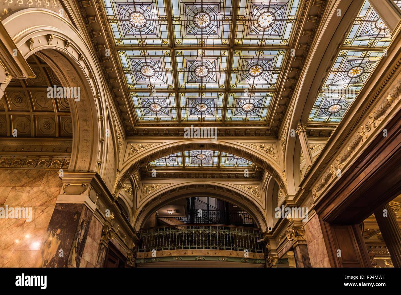 Architecte D Intérieur En Belgique architecture d'intérieur dans le style éclectique de l