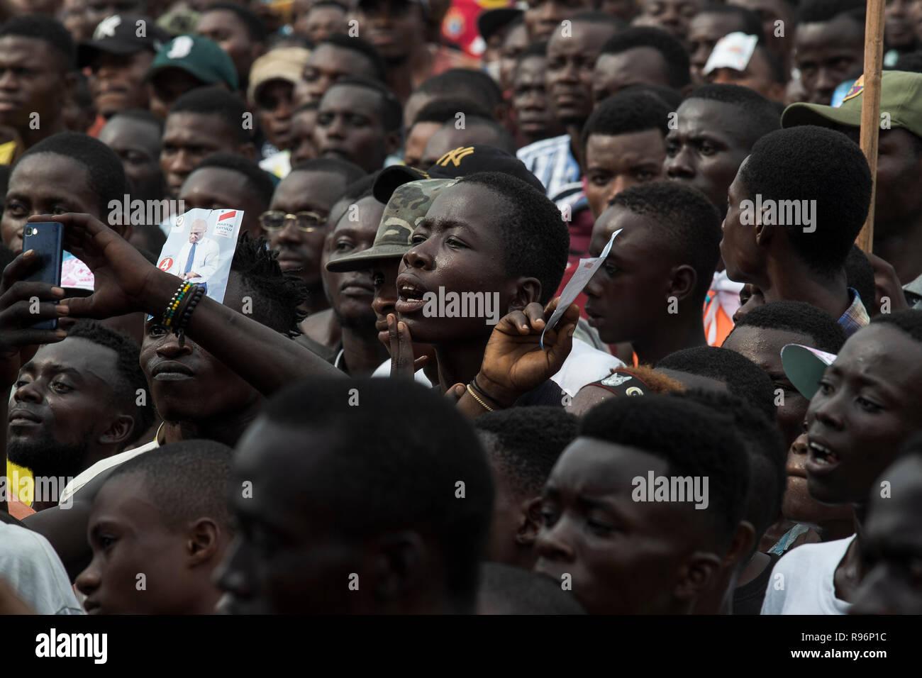 Kinshasa Democratic Republic Congo Dr Banque D Image Et Photos Alamy