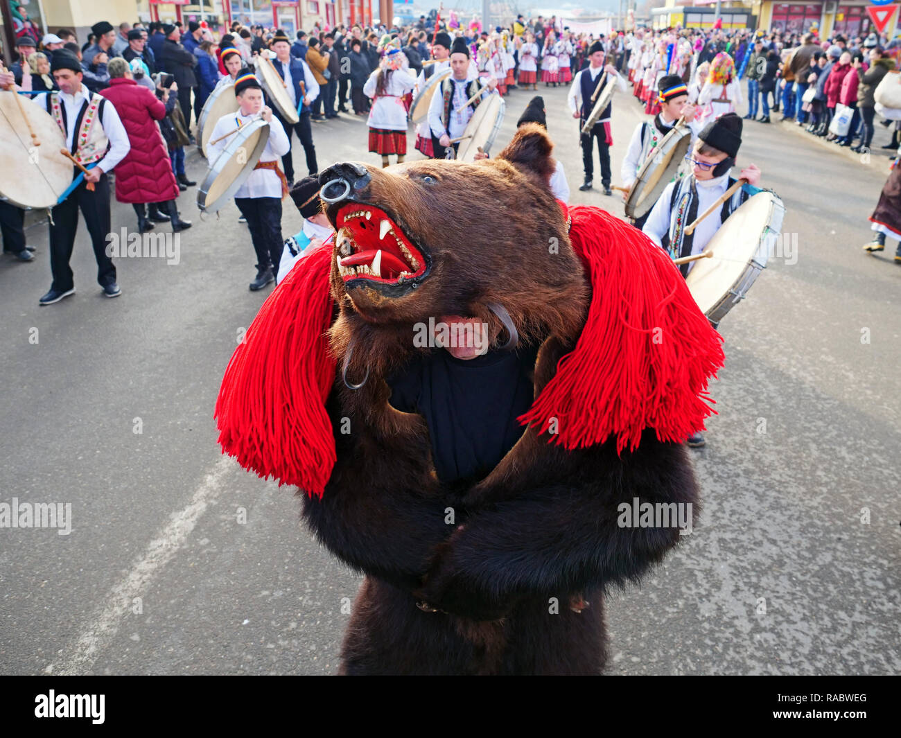 Danse ours pipes