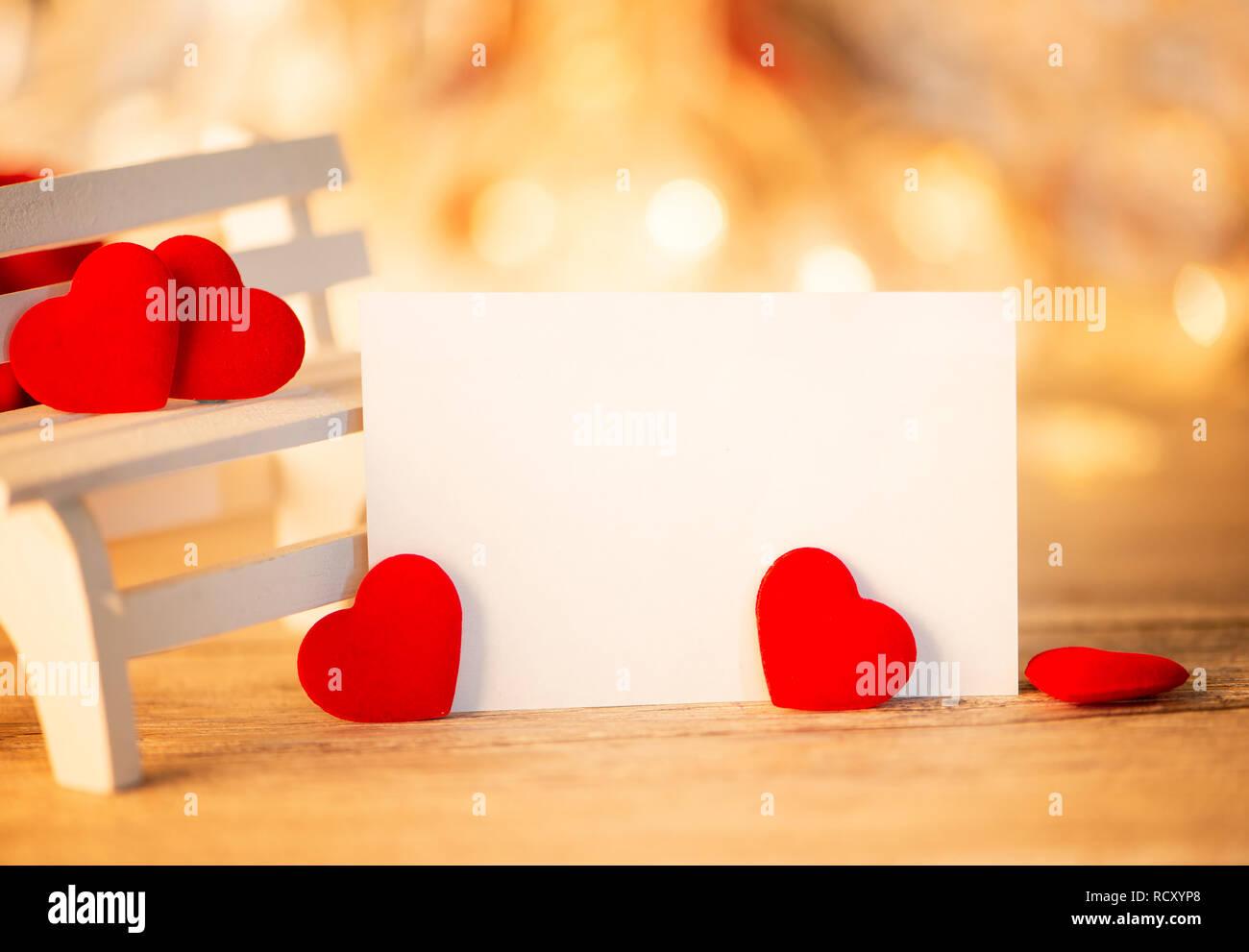 Concept De La Saint Valentin Anniversaire De Mariage Message D