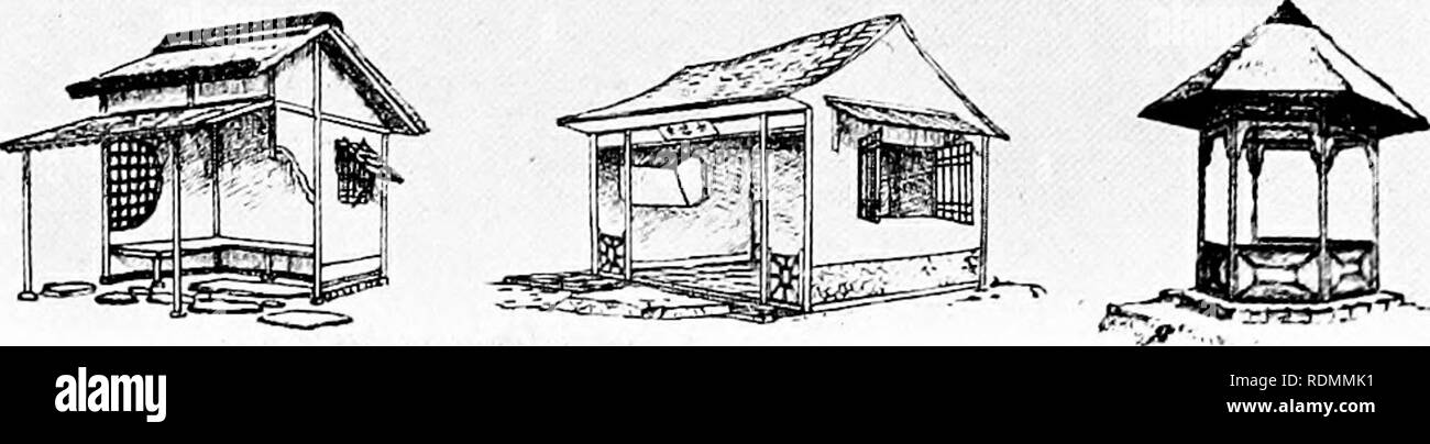 Jardins Japonais et européen ; documents à lire avant l\'Institut ...