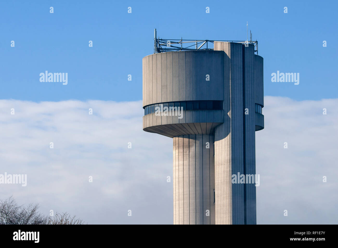 Sci-Tech Whitchurch tower, Photo Stock