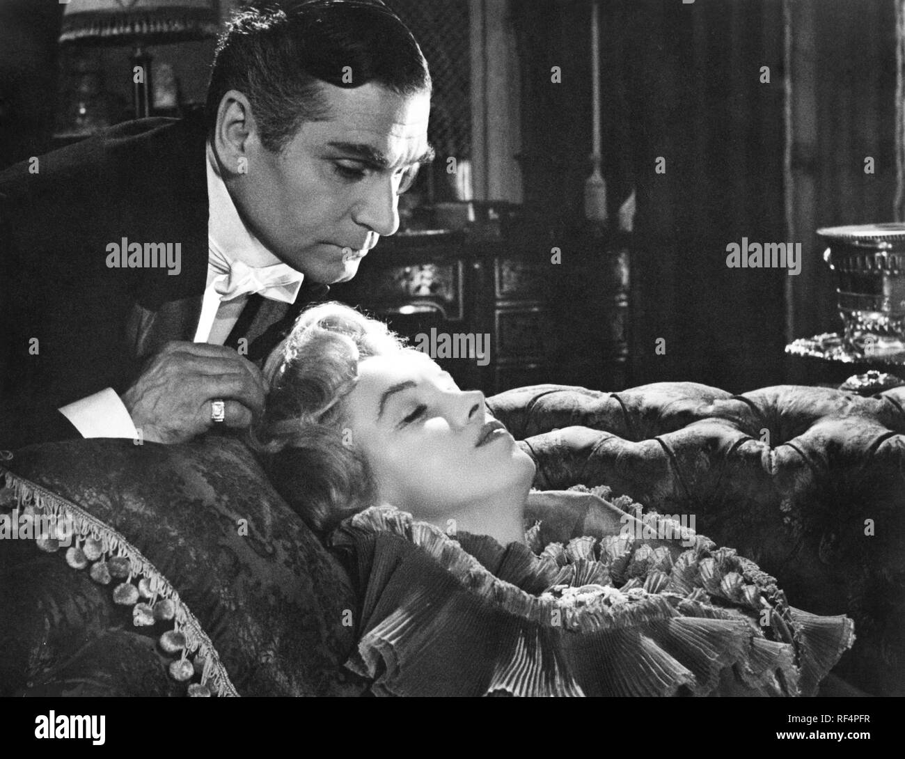 The Prince and the showgirl, Laurence Olivier et Marilyn Monroe, 1957 Banque D'Images